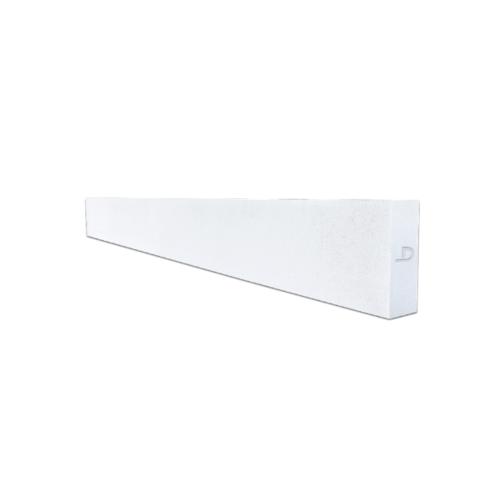 ตราเพชร คานทับหลัง 20x360x7.5 cm Diamond Lintel สีขาว