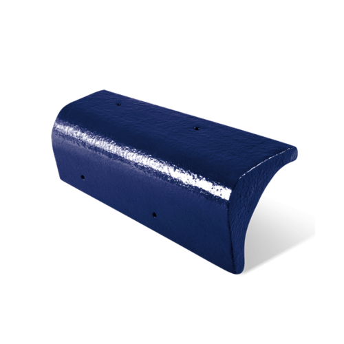 ตราเพชร ครอบปิดชาย CTเพชร รุ่น แกรนออนด้า ขนาด 19x34.5 ซม. สีน้ำเงินไตรรงค์