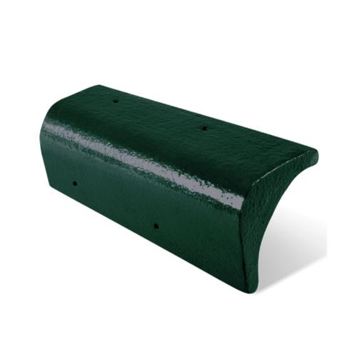 ตราเพชร ครอบปิดชาย CTเพชร รุ่น แกรนออนด้า ขนาด 19x34.5 ซม. สีเขียวสนฉัตร