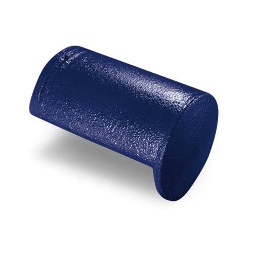 ตราเพชร ครอบปิดจั่ว CTเพชร รุ่น แกรนออนด้า ขนาด 20.5x33 ซม. สีน้ำเงินไตรรงค์