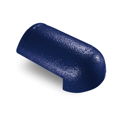 ตราเพชร ครอบโค้งหางมน CTเพชร รุ่น แกรนออนด้า ขนาด 20.5x33 ซม. สีน้ำเงินไตรรงค์