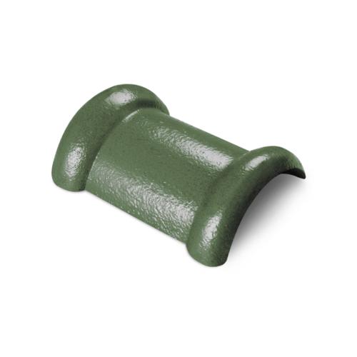 ตราเพชร ครอบสันโค้ง 2 ทาง CTเพชร รุ่น แกรนออนด้า ขนาด 21x33 ซม. สีเขียวตองอ่อน