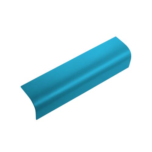 ตราเพชร ครอบข้าง กระเบื้องลอนคู่ ขนาด 19.5x60 ซม. สีฟ้าร่มรื่น