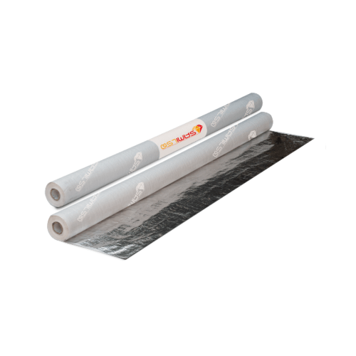 ตราเพชร แผ่นสะท้อนความร้อน รุ่น มาตรฐาน 1 หน้า ขนาด 125x6000 ซม.