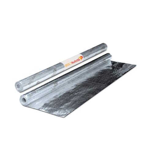 ตราเพชร แผ่นสะท้อนความร้อน รุ่น มาตรฐาน 2 หน้า ขนาด 125x2000 ซม.