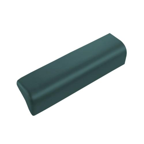 ตราเพชร ครอบปิดชาย กระเบื้องลอนคู่ ขนาด 19.5x58 ซม. สีเขียวสดชื่น