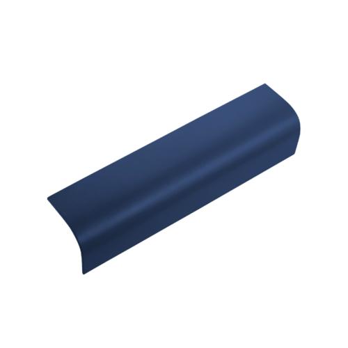 ตราเพชร ครอบข้าง กระเบื้องลอนคู่ ขนาด 19.5x60 ซม. สีฟ้าศุภโชค