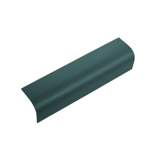 ตราเพชร ครอบข้าง กระเบื้องลอนคู่ ขนาด 19.5x60 ซม. สีเขียวสดชื่น