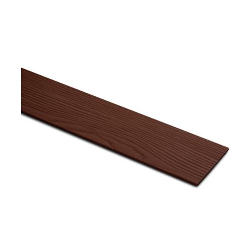 ตราเพชร ไม้ฝา ลายไม้ รุ่น หน้า 6 นิ้ว ยาว 4 ม. ขนาด 0.8x15x400 ซม. สีน้ำตาลสักทอง
