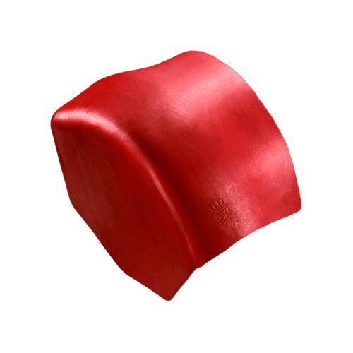 DIAMOND ครอบปิดจั่วลอนคู่ แดงประกายเพชร