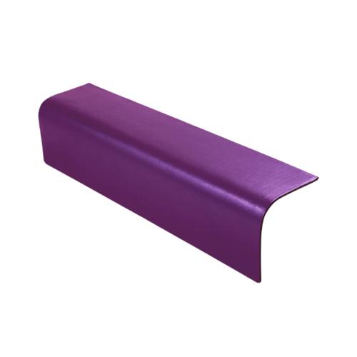 ตราเพชร ครอบข้าง กระเบื้องจตุลอน ขนาด 21.5x60 ซม. สีม่วงประกายเพชร