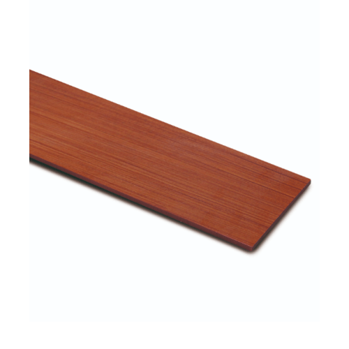 ตราเพชร ไม้ฝา ลายไม้ รุ่น หน้า 8 นิ้ว ยาว 3 ม. ขนาด 0.8x20x300 ซม. สีน้ำตาลเบอร์รี่