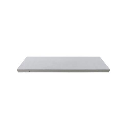 ตราเพชร เคาน์เตอร์มวลเบาตราเพชร DTท็อป   ขนาด7.5x56x180ซม.Top สีขาว
