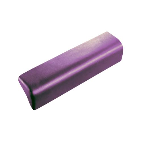 ตราเพชร ครอบปิดชาย กระเบื้องลอนคู่ ขนาด 19.5x58 ซม. สีม่วงประกายเพชร