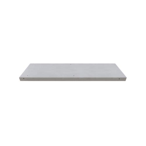 ตราเพชร เคาน์เตอร์มวลเบาตราเพชร DDซิงค์  ขนาด 7.5x56x180ซม. สีขาว