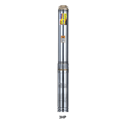 EUROE ปั๊มสูบน้ำบาดาล  JUMP-4P3035 สีโครเมี่ยม