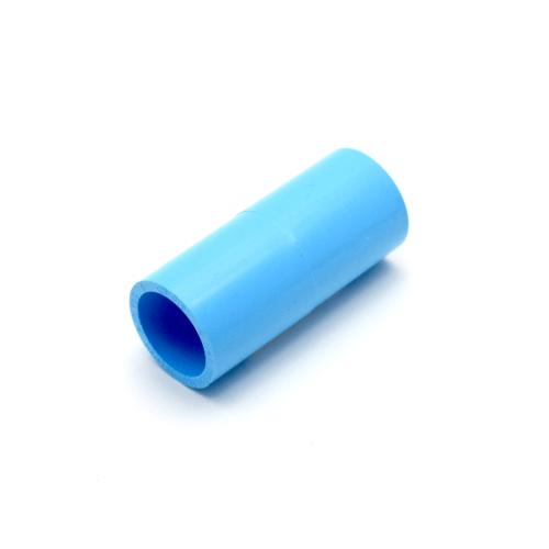 AAA ข้อต่อตรง  หนา 1 1/2 นิ้ว (40) ชั้น 13.5  สีฟ้า