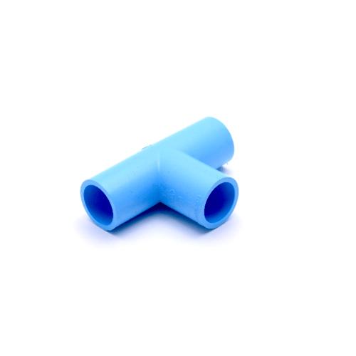 AAA  สามทาง  หนา 3/4นิ้ว (20) ชั้น 13.5  สีฟ้า
