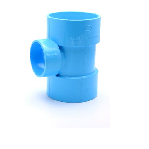AAA สามทางลด แบบบาง  8นิ้ว X 6นิ้ว(200X150) ชั้น 8.5  สีฟ้า