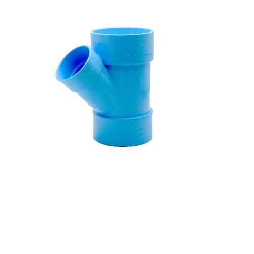 AAA สามทางวายลด  แบบบาง 4นิ้ว X 3นิ้ว (100X80) ชั้น 8.5  สีฟ้า