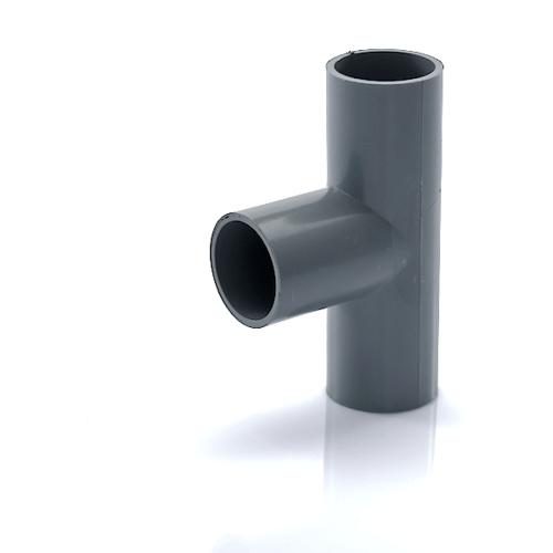 SCG สามตาขนาด 1.1/2นิ้ว(40)นิ้ว - สีเทา