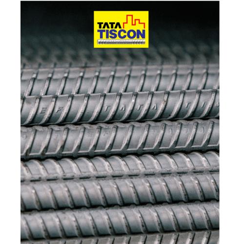 TATA TISCON เหล็กข้ออ้อย DB28mm 10m ตรง SD40