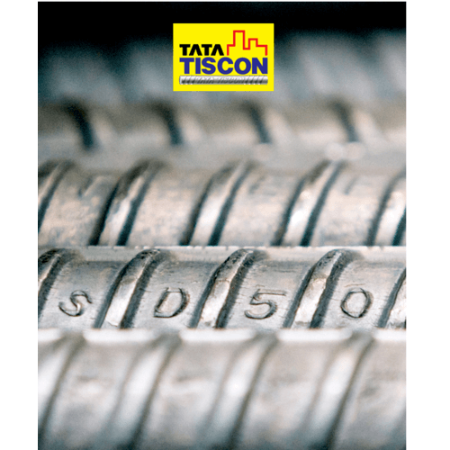 TATA TISCON เหล็กข้ออ้อย-ตรง SD50 32มม.10ม.TATA SD50