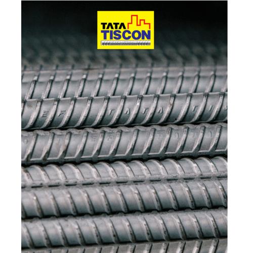 TATA TISCON เหล็กข้ออ้อย-ตรง 16มม. SD40 10M.มอก.TATA SD40