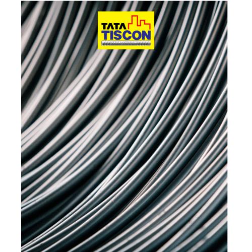 TATA TISCON เหล็กเส้นกลม ชนิดม้วน  SR24 6มม.(Coil)