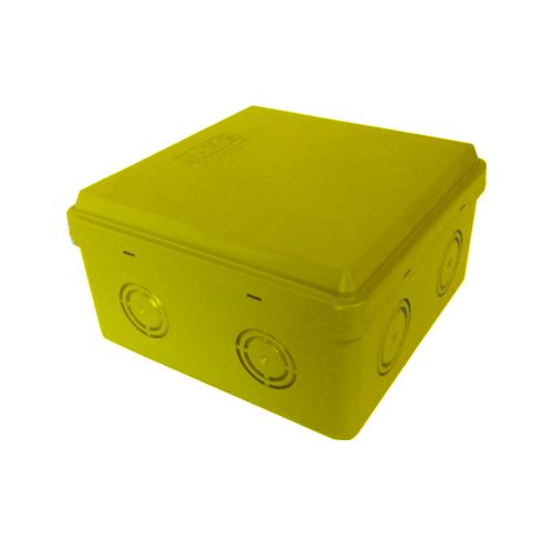 NATO บล็อคกันน้ำ 6x6 NT-WPB66Y สีเหลือง