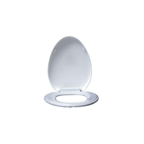 PIXO ฝารองนั่ง TE06 ขาว