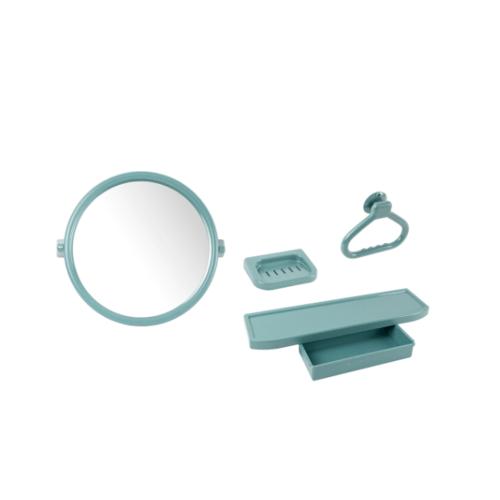 PIXO กระจกแบบสี่เหลี่ยม41x60ซม. M02เทา