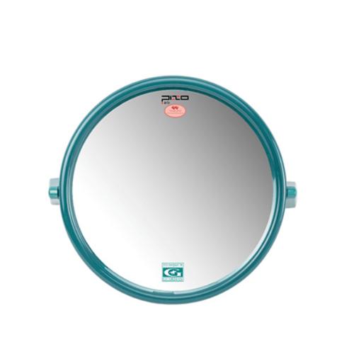 PIXO กระจกเงาแบบกลม M03 สีเทา