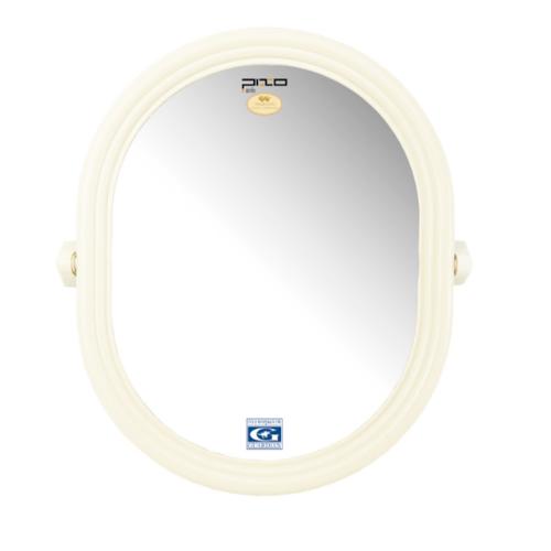 PIXO กระจกเงาแบบวงรี M.04 เนื้อ