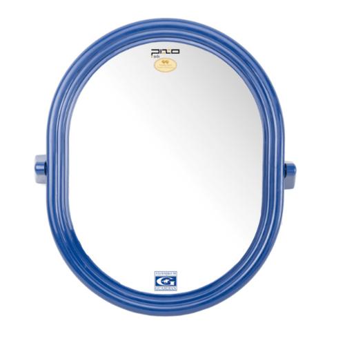 PIXO กระจกเงาแบบวงรี  M.04  สีน้ำเงิน