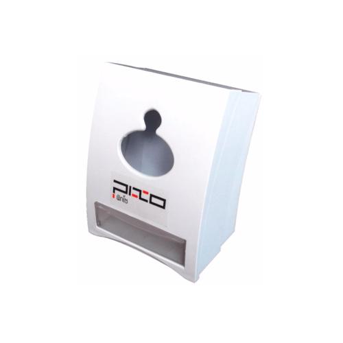 กล่องใส่กระดาษเช็ดปากแบบตั้งโต๊ะ FS042 ขาว