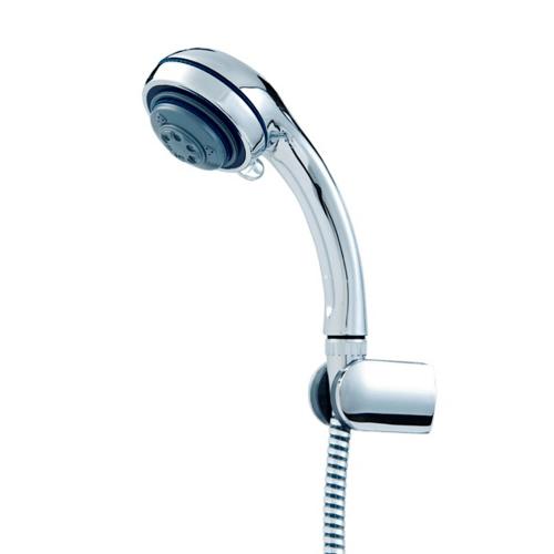 PIXO ชุดฝักบัวอาบน้ำ5ระบบ ES014 โครเมี่ยม