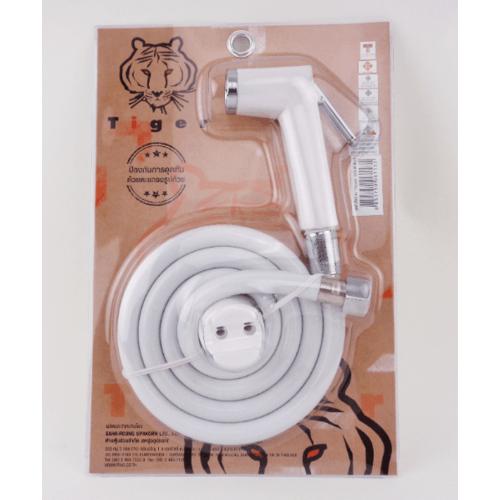 TIGER ชุดหัวฉีดชำระ  EER 02 สีขาว