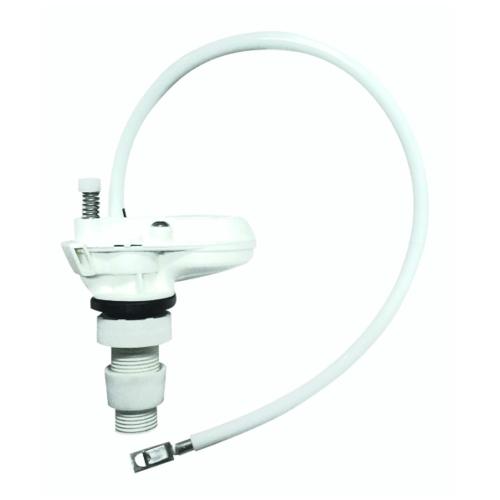 PIXO วาล์ว น้ำเข้าชักโครก T-FR-S 01 สีขาว