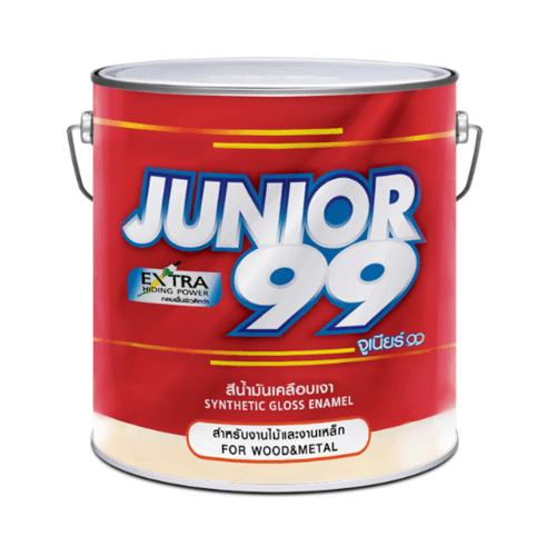 NIPPON สีน้ำมัน จูเนียร์ # 9701 สีดำ