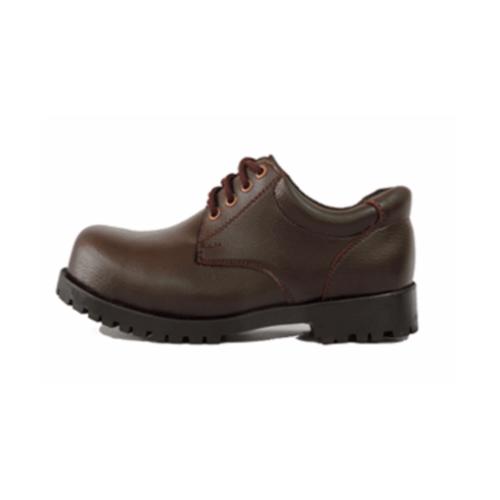ATAPSAFE รองเท้าเซฟตี้ ผูกเชือก สีน้ำตาล Size.39 V01 Brown S.39 น้ำตาล
