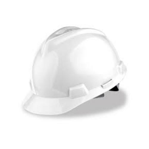 A-TAP หมวกนิรภัย  ABS. มอก.   สีขาว