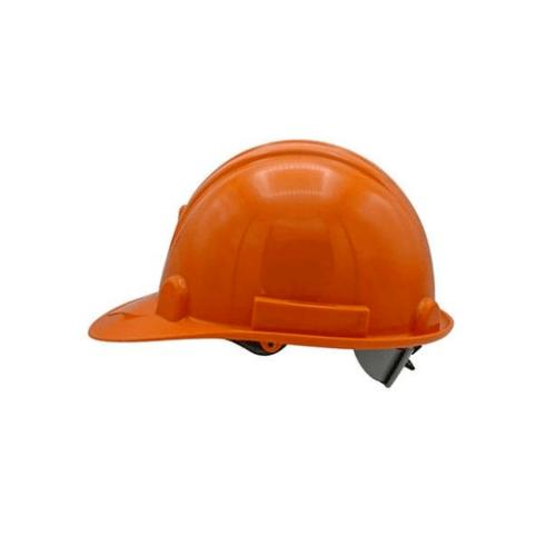 A-TAP หมวกนิรภัย  ABS. มอก. สีส้ม