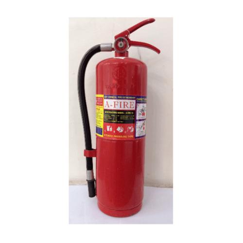 เครื่องดับเพลิงชนิดผงเคมีแห้ง ขนาด 15 ปอนด์  4A5B AFIRE