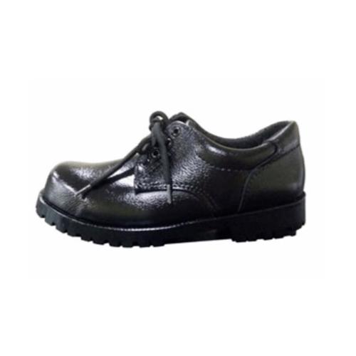 A-TAP รองเท้าเซฟตี้ผูกเชือกดำ V-01 #34 A-TAP