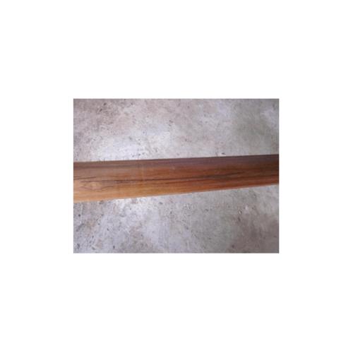 SJK ราวบันไดไม้สัก 2x4x2.50ม. เกรด A