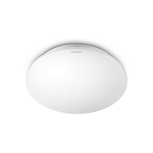 PHILIPS 33369 Moire 65K LED CEILING10W - สีขาว