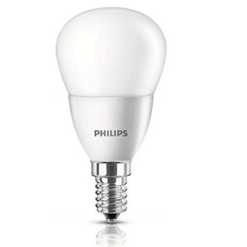 PHILIPS หลอดแอลอีดีบั๊บ 6.5-60 วัตต์  E14 6500K สีขาว