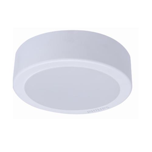PHILIPS โคมติดลอย LED 6 นิ้ว แสงเหลือง  DN027 สีขาว
