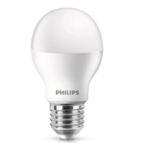 PHILIPS หลอดแอลอีดีบัล์บเอสเซนเทียล 7 วัตต์ E27 6500K-APR สีขาว